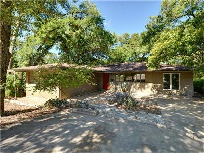 Travis County Single Family Home For Sale: 4116 Shoal Creek Blvd