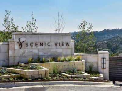 Travis County Residential Lots & Land For Sale: 5711 Scenic View Dr