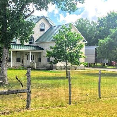 Hays County, Travis County, Williamson County Single Family Home For Sale: 1600 Black Bear Dr