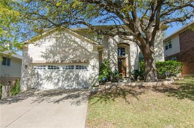 Cedar Park Single Family Home Pending - Taking Backups: 2409 Drifting Leaf Dr