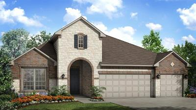 Leander Single Family Home For Sale: 2917 Mossy Springs Dr