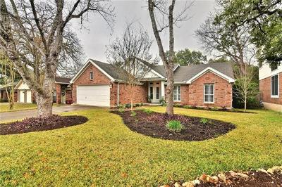 Austin Single Family Home For Sale: 11539 Gun Fight Ln