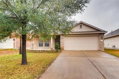 Travis County Single Family Home For Sale: 1724 McClannahan Dr