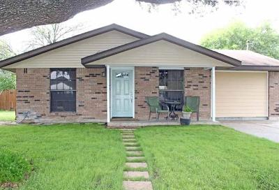 Lockhart Single Family Home For Sale: 1305 Center St