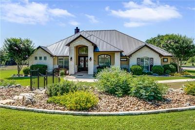 New Braunfels Single Family Home For Sale: 10906 Dry Stack Rd