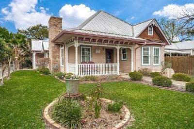 New Braunfels Single Family Home For Sale: 461 N Central Ave