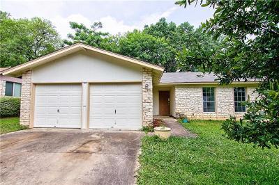Austin Single Family Home For Sale: 8302 Seminary Ridge Dr