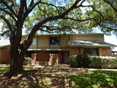 Austin Rental For Rent: 9626 Covey Ridge Ln