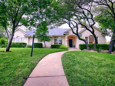 Austin Single Family Home For Sale: 408 Palos Verdes Dr