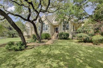Austin Single Family Home Pending - Taking Backups: 10801 Chateau Hl