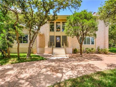 Austin Single Family Home For Sale: 5900 Ivy Hills Dr