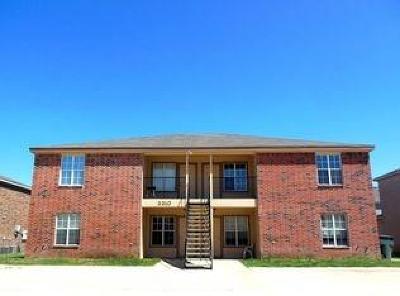 Killeen TX Multi Family Home For Sale: $215,000