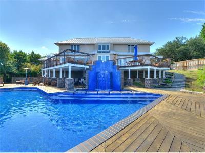 Lago Vista Single Family Home For Sale: 17502 Whippoorwill Trl