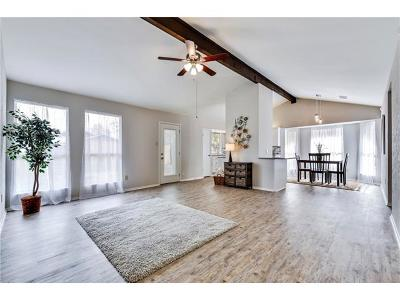 Austin Single Family Home For Sale: 5323 King Henry Dr