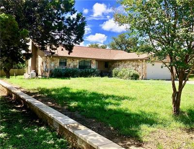 Wimberley Single Family Home For Sale: 421 Cindi Cir