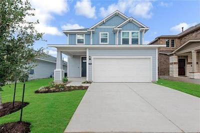 Pflugerville Single Family Home For Sale: 17000 Alturas Ave