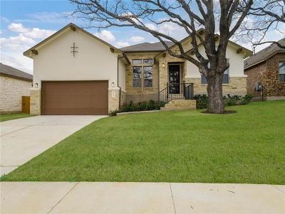Leander Single Family Home For Sale: 2340 Belen Dr