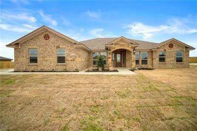 Salado Single Family Home For Sale: 4331 Green Creek Dr
