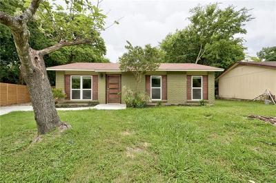 Single Family Home For Sale: 6035 Bluebell Cir