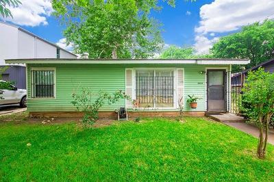 Austin Single Family Home For Sale: 3004 Fontana Dr