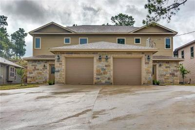 Bastrop County Multi Family Home For Sale: 109 S Kanaio Dr