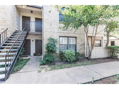 Austin Condo/Townhouse For Sale: 8210 Bent Tree Rd #141