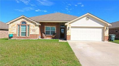 Coryell County Single Family Home For Sale: 3418 Dalton St