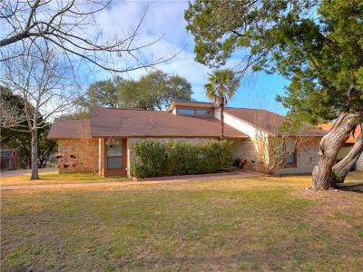 Travis County Single Family Home Pending - Taking Backups: 7004 Smokey Hill Rd