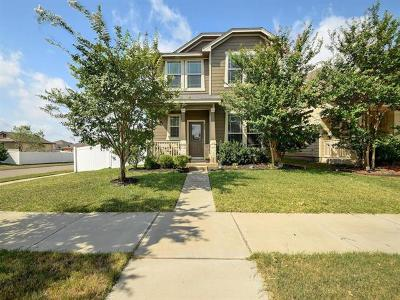 Pflugerville Single Family Home For Sale: 817 Craters Of The Moon Blvd