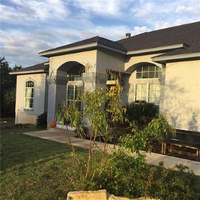 Canyon Lake Single Family Home For Sale: 101 Cielo Vis