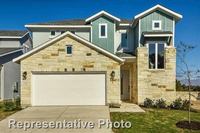 Cedar Park TX Single Family Home For Sale: $318,181