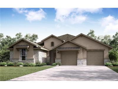 Pflugerville Single Family Home For Sale: 3816 Gildas Path