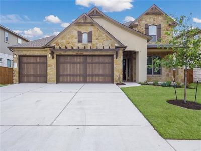 Cedar Park Single Family Home For Sale: 4111 Logan Ridge