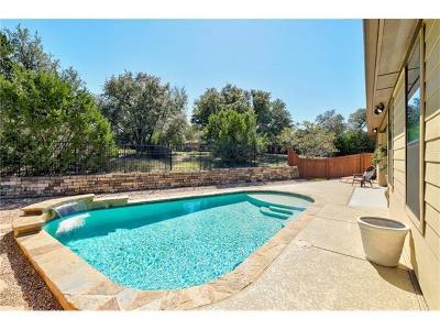 Cedar Park Single Family Home For Sale: 2820 Bellamy Cir