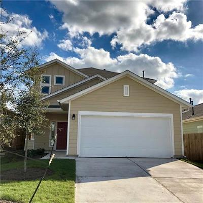 Buda Single Family Home For Sale: 230 Guemal Rd
