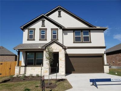Leander Single Family Home For Sale: 1212 Hawk Feather