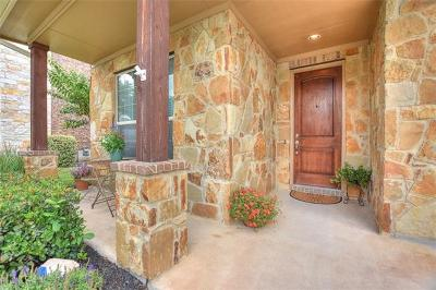 Georgetown Single Family Home For Sale: 109 Cibolo Ridge Dr