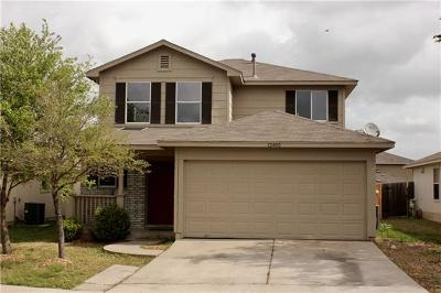 Manor Single Family Home For Sale: 12400 Jamie Dr
