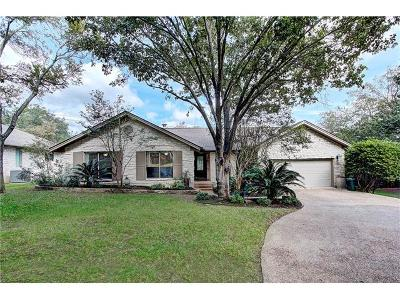Austin Single Family Home For Sale: 6304 Amberly Pl