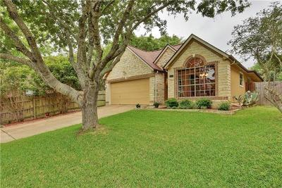 Single Family Home For Sale: 8606 Bisbee Ct