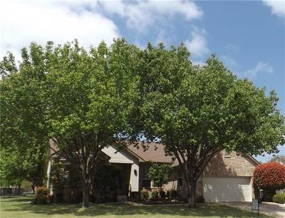 Single Family Home Active Contingent: 109 Cattle Trail Way