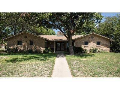 Pflugerville Single Family Home For Sale: 502 W Noton St