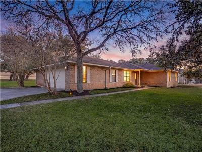 Wimberley Single Family Home For Sale: 5 Overbrook Ct
