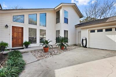 Round Rock Single Family Home Pending - Taking Backups: 3501 Arrowhead Cir