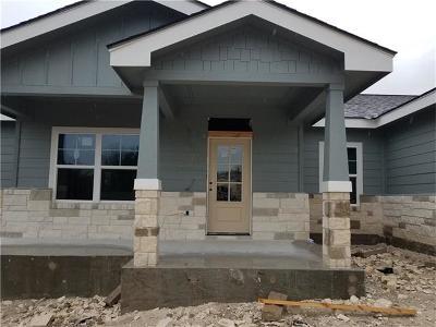 Lago Vista Single Family Home For Sale: 3205 Burnside Cir