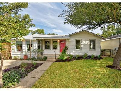 Travis County Single Family Home For Sale: 1316 W St Johns Ave