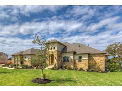Leander Single Family Home Pending - Taking Backups: 3421 Branch Holw