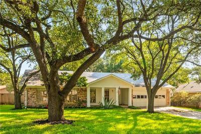 Austin Single Family Home For Sale: 6602 Wild Oak Cir