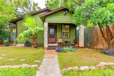 Single Family Home For Sale: 6207 Caddie St