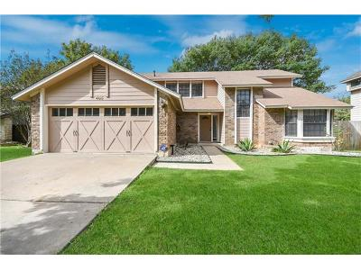 Cedar Park Single Family Home Pending - Taking Backups: 405 Cedar Mound Pass